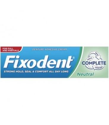 FIXODENT Neutral crema adeziva proteze x 40ml