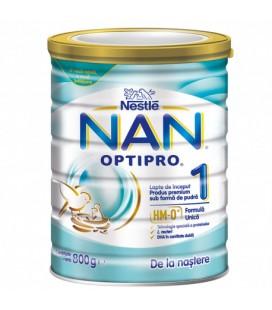NESTLE Lapte NAN 1 (de la nastere) x 400g
