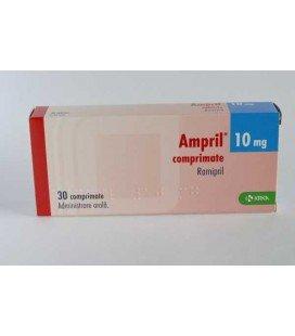 AMPRIL  10 mg X 30 COMPR