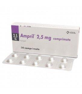 AMPRIL  2,5 mg X 30 COMPR