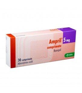 AMPRIL 5 mg X 30 COMPR