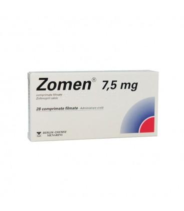 ZOMEN 7,5 mg X 28 COMPR. FILM.