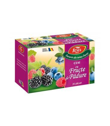 Ceai fructe de padure x 20dz