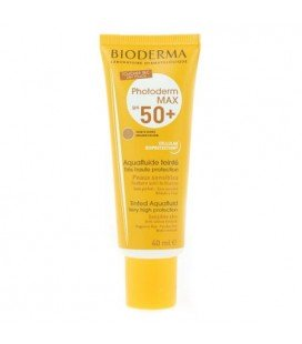BIODERMA Photoderm Aquafluide doree SPF 50+ X 40 ml