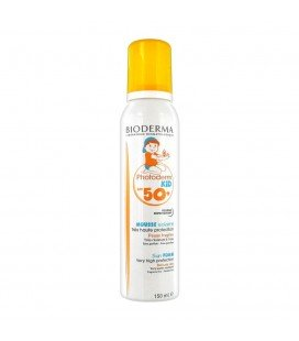 BIODERMA Photoderm Kid spuma SPF 50+ x 150ml CUTIE  BIODERMA