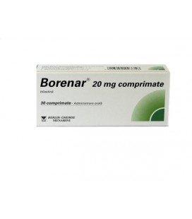 BORENAR 20 mg X 30 COMPR.
