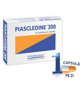 PIASCLEDINE 300 X 15CPS CAPS. 300mg