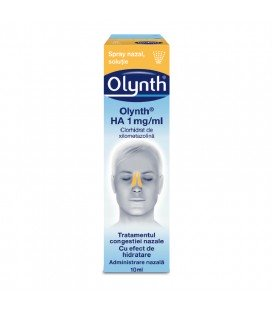 OLYNTH HA 1 mg/ml X 1 SPRAY NAZ.,SOL