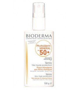 BIODERMA Photoderm Mineral  spray SPF50 x 100 g