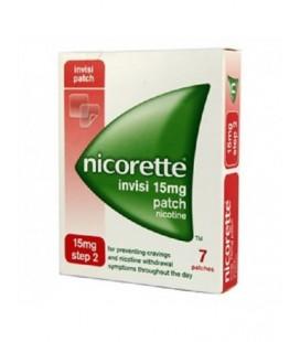 NICORETTE CLEAR 15 mg/16 ore X 7 PLASTURE TRANSDERMIC