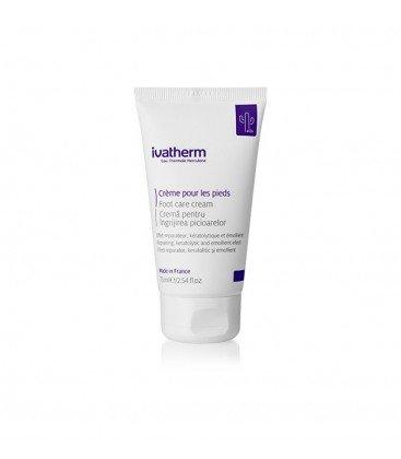 IVATHERM Crema pentru ingrijirea picioarelor x 75 ml