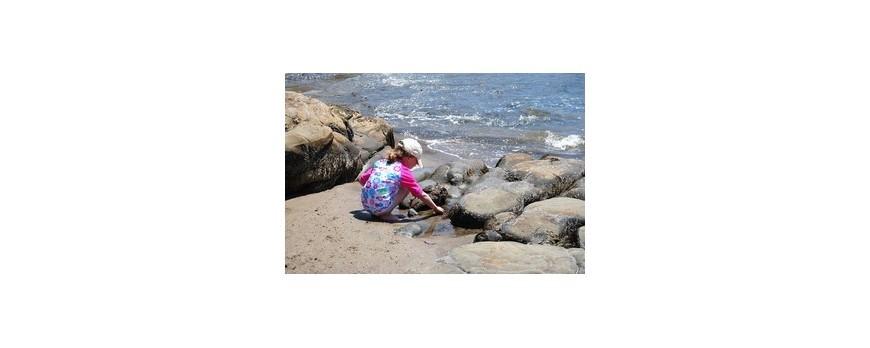 Copii petrec prea putin timp in aer liber si feriti de soare, iar consecintele nu intarzie sa apara