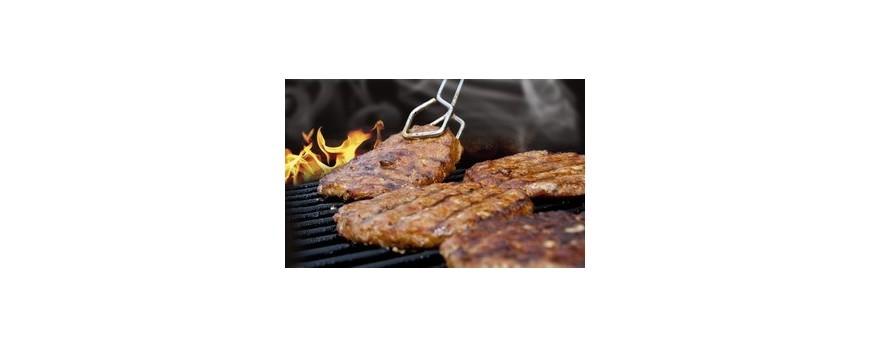 Procesele de preparare termica prin care carnea capata o culoare maronie cum ar fi prajirea sau gratarul  produc substante chimi