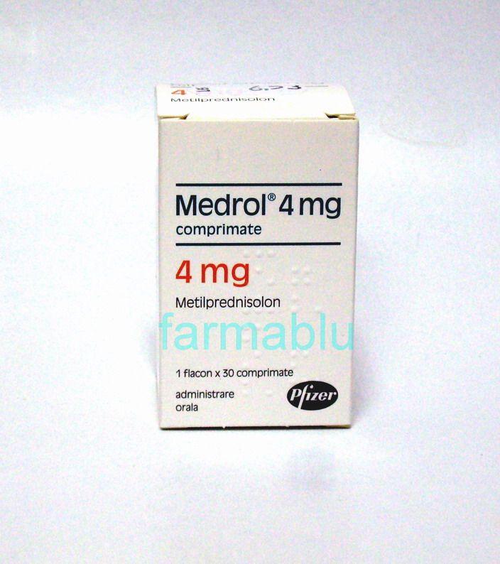 Medrol Prospect 4mg