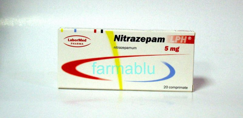 Nitrazepam online bestellen