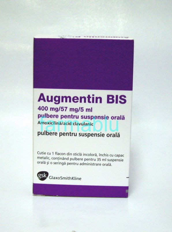 Augmentin For Sinus Infection Dosage