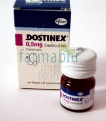 Dostinex online