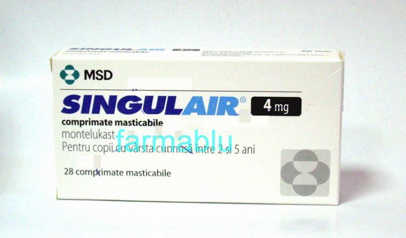 Montelukast 4 mg prospect - Indometacina cefalea a grappolo