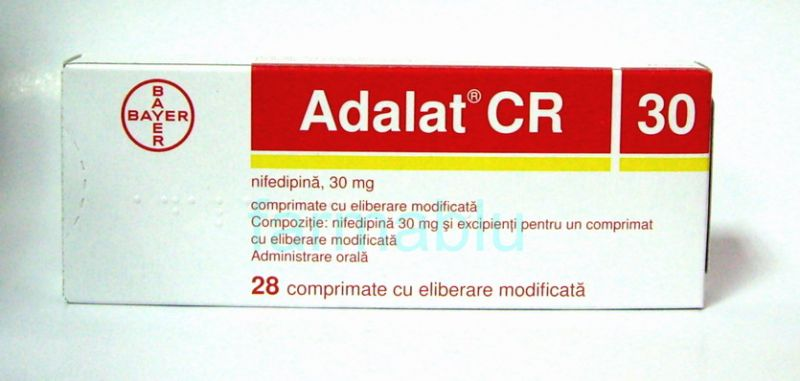 Adalat Medication Information