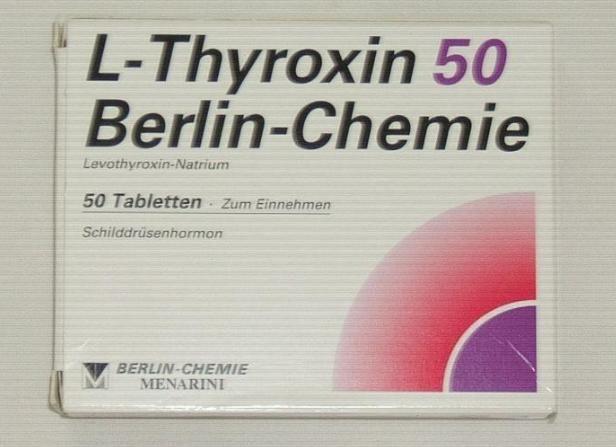 l thyroxin diät